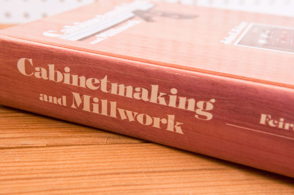 Cabinetry and millwork book