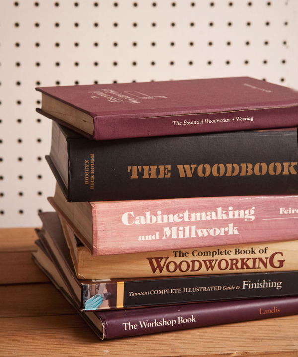 manmade essential toolbox: 7 must-have books every