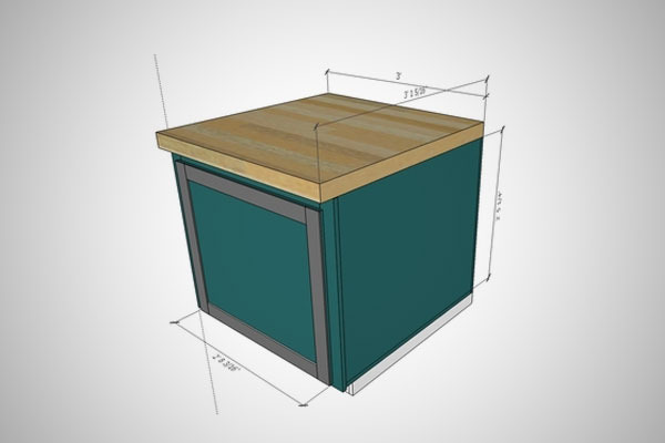 Skill Builder: Getting Started with Google SketchUp for Woodworkers and Makers
