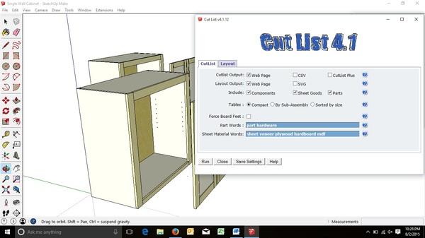 SketchUp Screenshot