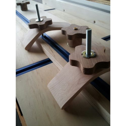 Taper Cutting Jig
