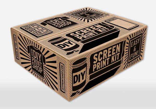 DIY Print Shop Kit