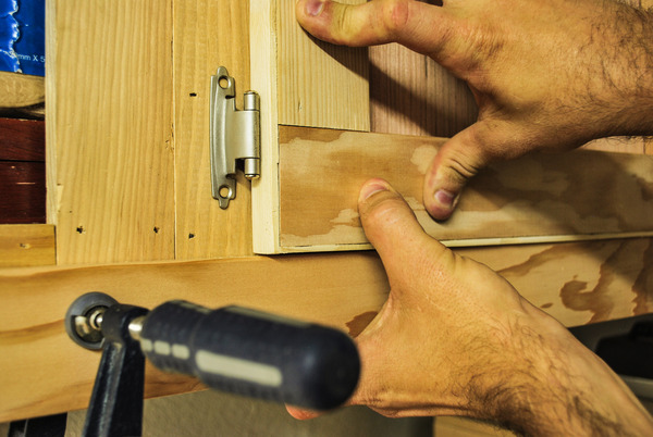 Installing Hinges