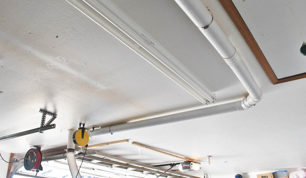 Dust Collection Ducting