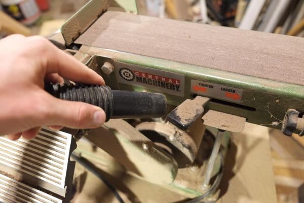 tool essentials: The shop vacuum