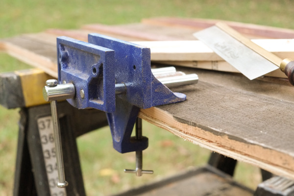 ManMade Essential Toolbox: Workbench Vise