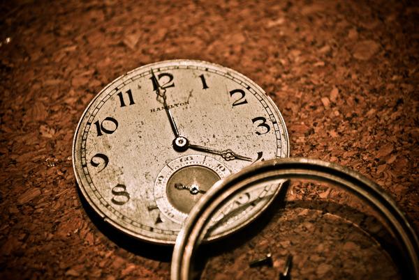 Hamilton 920 Pocket Watch