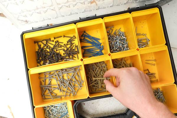 ManMade Essential Toolbox: Bin Storage