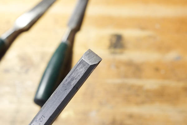 ManMade Essential Toolbox: Chisels