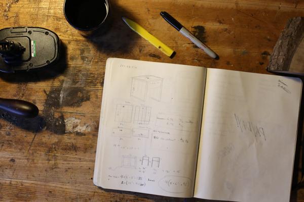 DIY notetaking
