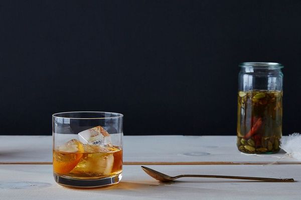 make cheap bourbon taste better