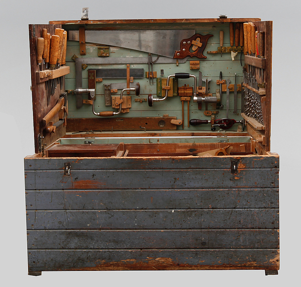 Fact This Early 20th Century Swedish Tool Chest Is Super Cool Man