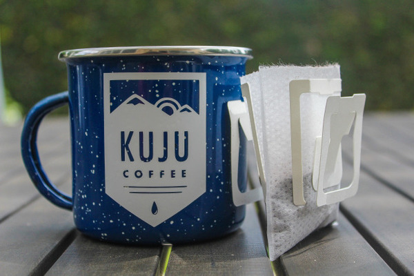 Finally, Pour Over Coffee for Backpacking and Camping