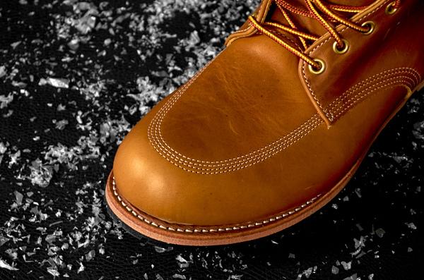 Classic American work boot