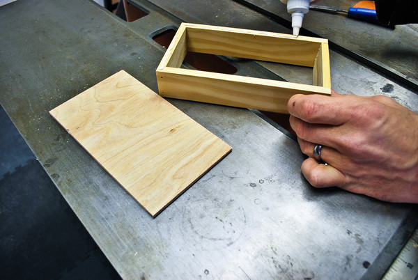 Gluing Up Box