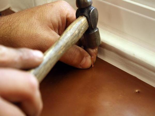 Nail Copper Sheeting