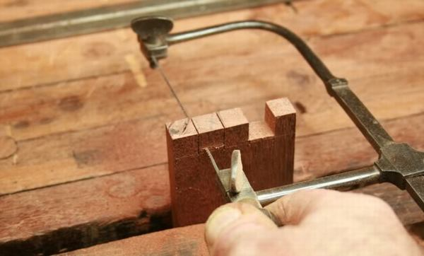 Make This: Shop Made Wooded Hinge | Man Made DIY | Crafts ...