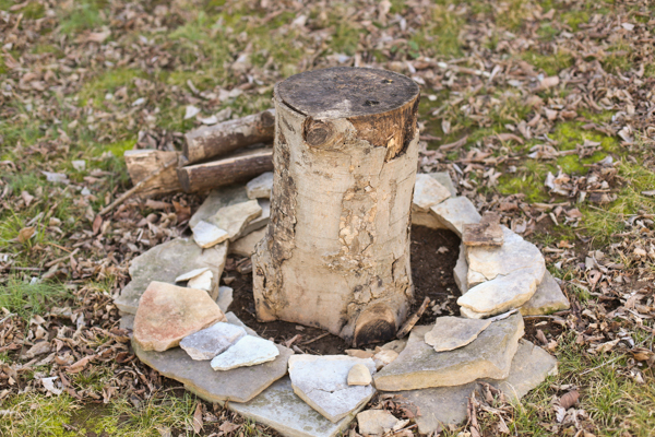Warm Up With a Swedish Fire Pit