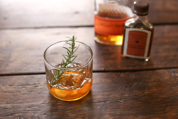 Bring the Outdoors In with this Woodsy, Smokey Cocktail Recipe