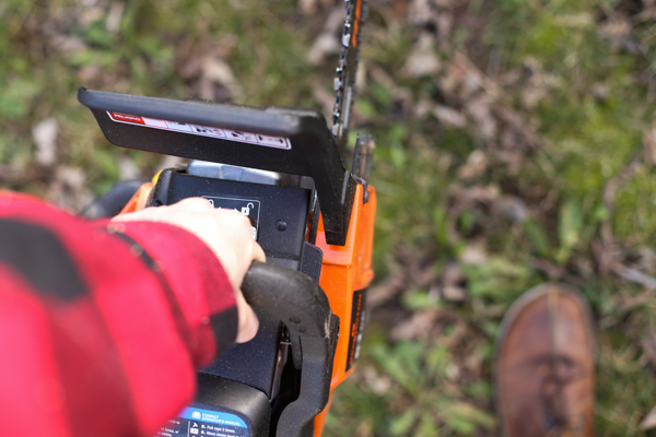 Picking a great chainsaw