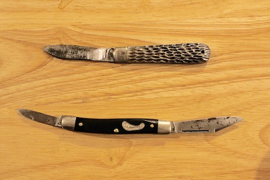 How To Restore An Antique Pocket Knife Man Made Diy