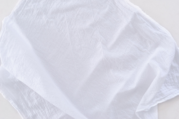 clean, stain free napkins