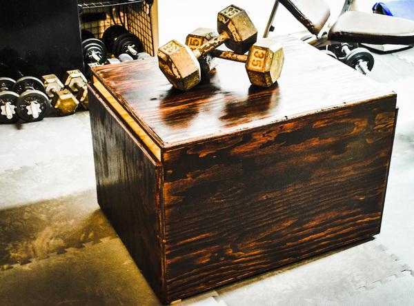 Plyometric Box