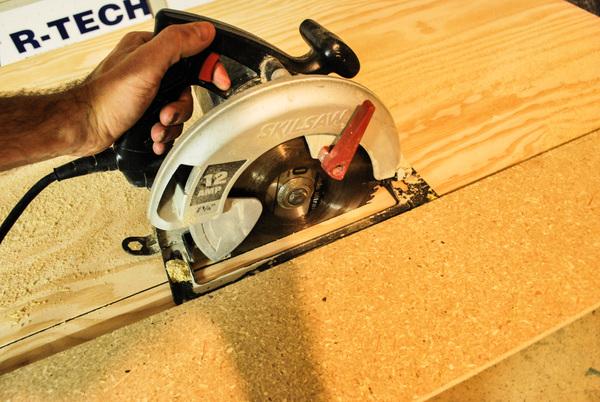 Wood Cut