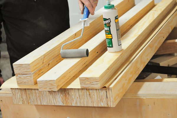 Foyer Bench Popular Mechanics : Make this you need a solid work bench man made diy