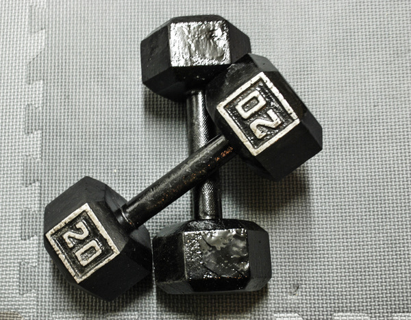 Finished Weights