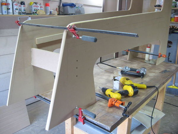 clamped project