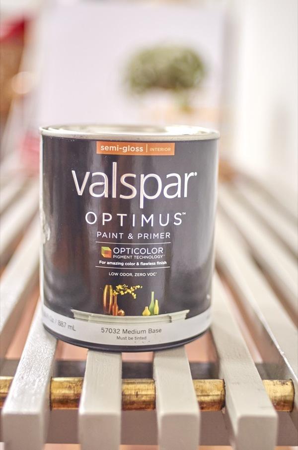 Valspar color month project