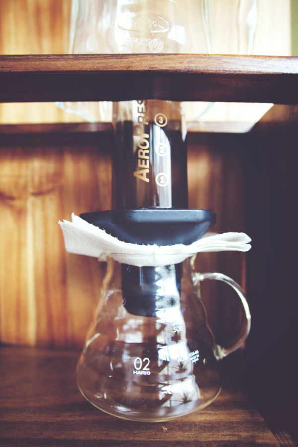 Aeropress Coldbrew