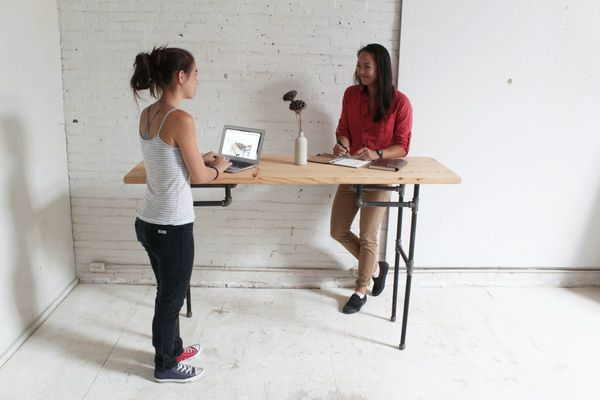 Work Better 5 DIY Standing Desk Projects You Can Make