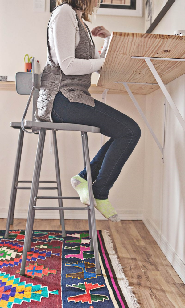 Work Better: 5 DIY Standing Desk Projects You Can Make this Weekend