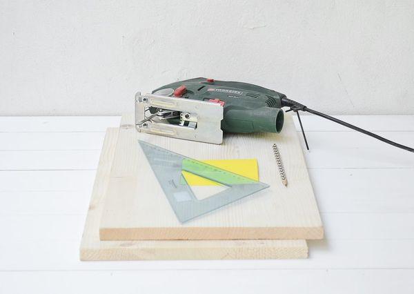 Diy wooden magazine holder materials large