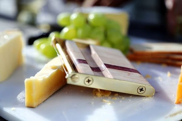 Make This: A Cheese Slicer You Can Be Proud Of