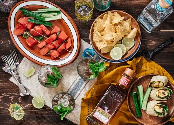 Olmeca Altos tequila cocktail recipe