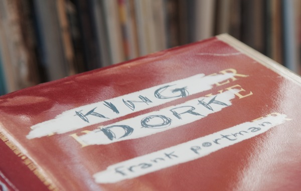 King Dork book