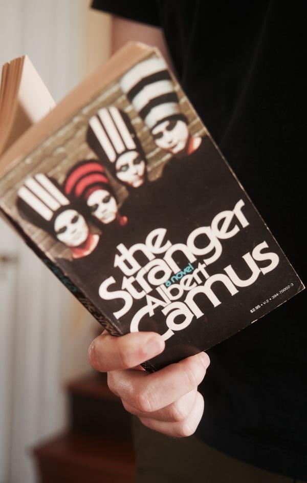 The Stranger, by Albert Camus
