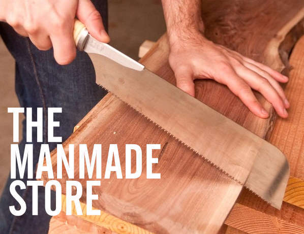 Announcing the ManMade Store
