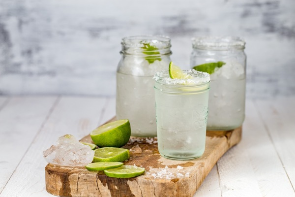 How to make a really good margarita.