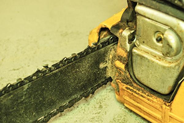 Chainsaw Sharpen