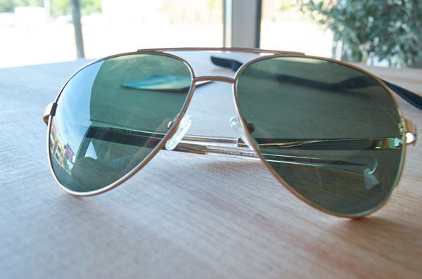 Aviators sunglasses review - not so great.