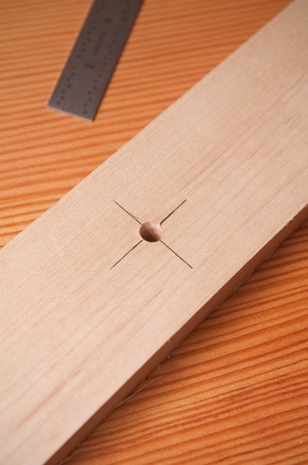 How to: The Easy Way to Remove Pencil Marks from Your Woodworking Projects