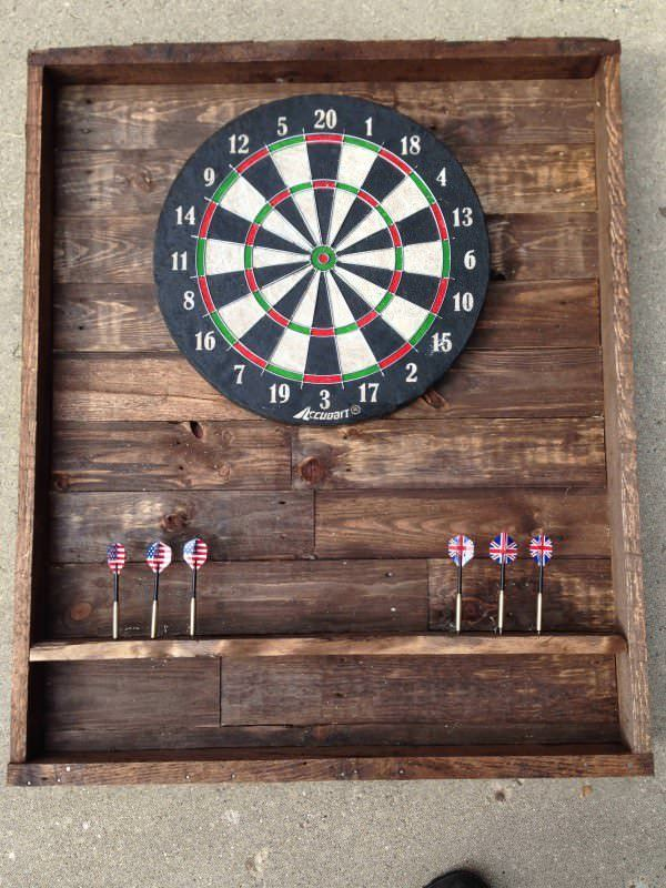 Make This: Custom DIY Dart Board Set | Man Made DIY | Crafts for Men