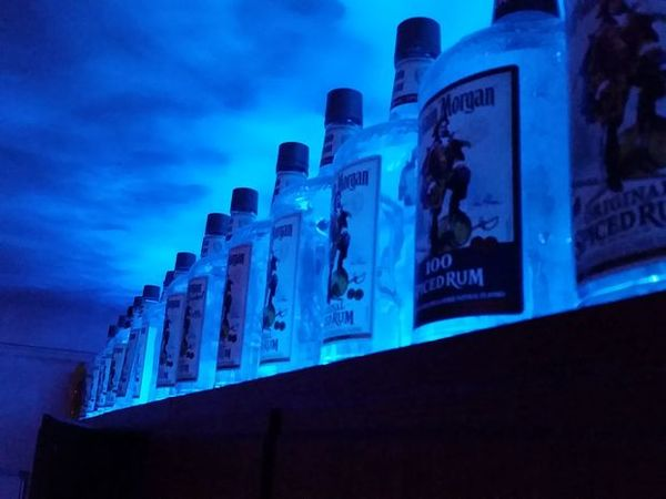 Bottle Lighting