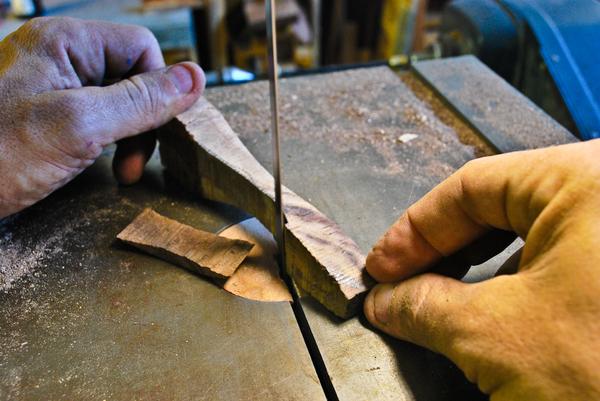 Bandsaw Pieces