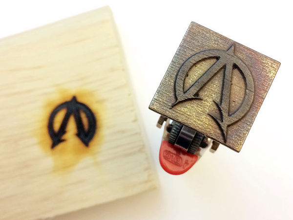 How to: Custom Branding Iron Using a 99¢ Disposable Lighter