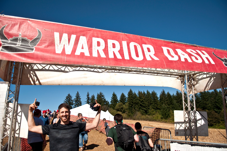 Warrior dash 2067original